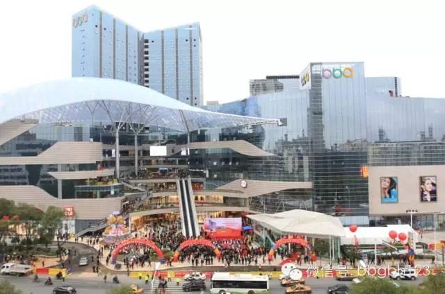 遇见一群人,爱上一座城——湖南单体面积最大的购物中心在湘潭开业了
