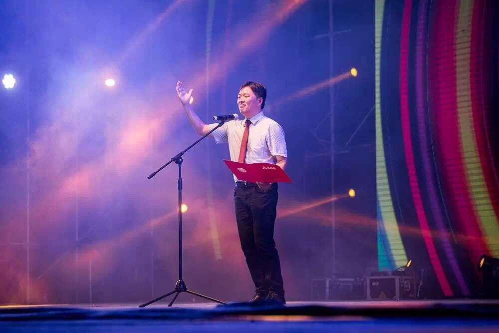 21周年司庆开幕式上,王填董事长说了这3句震撼人心的话